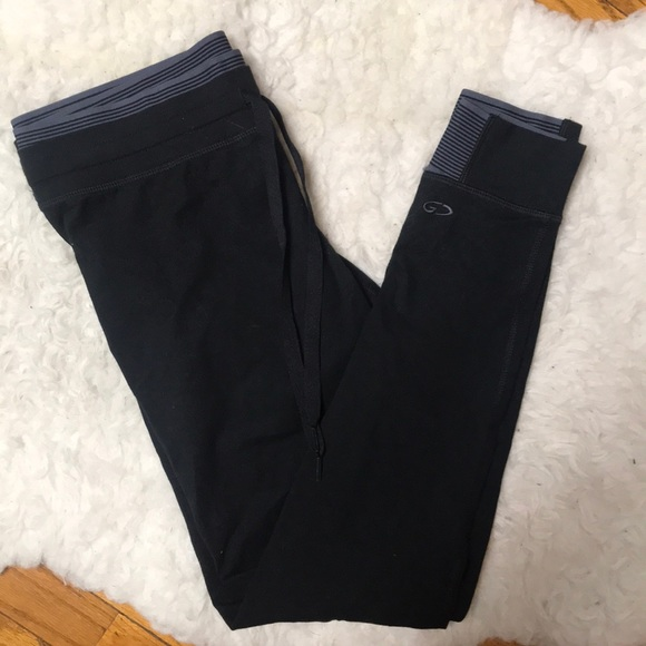 Champion Pants - Women s Champion Duo Dry Workout Leggings Black 62caa5b240